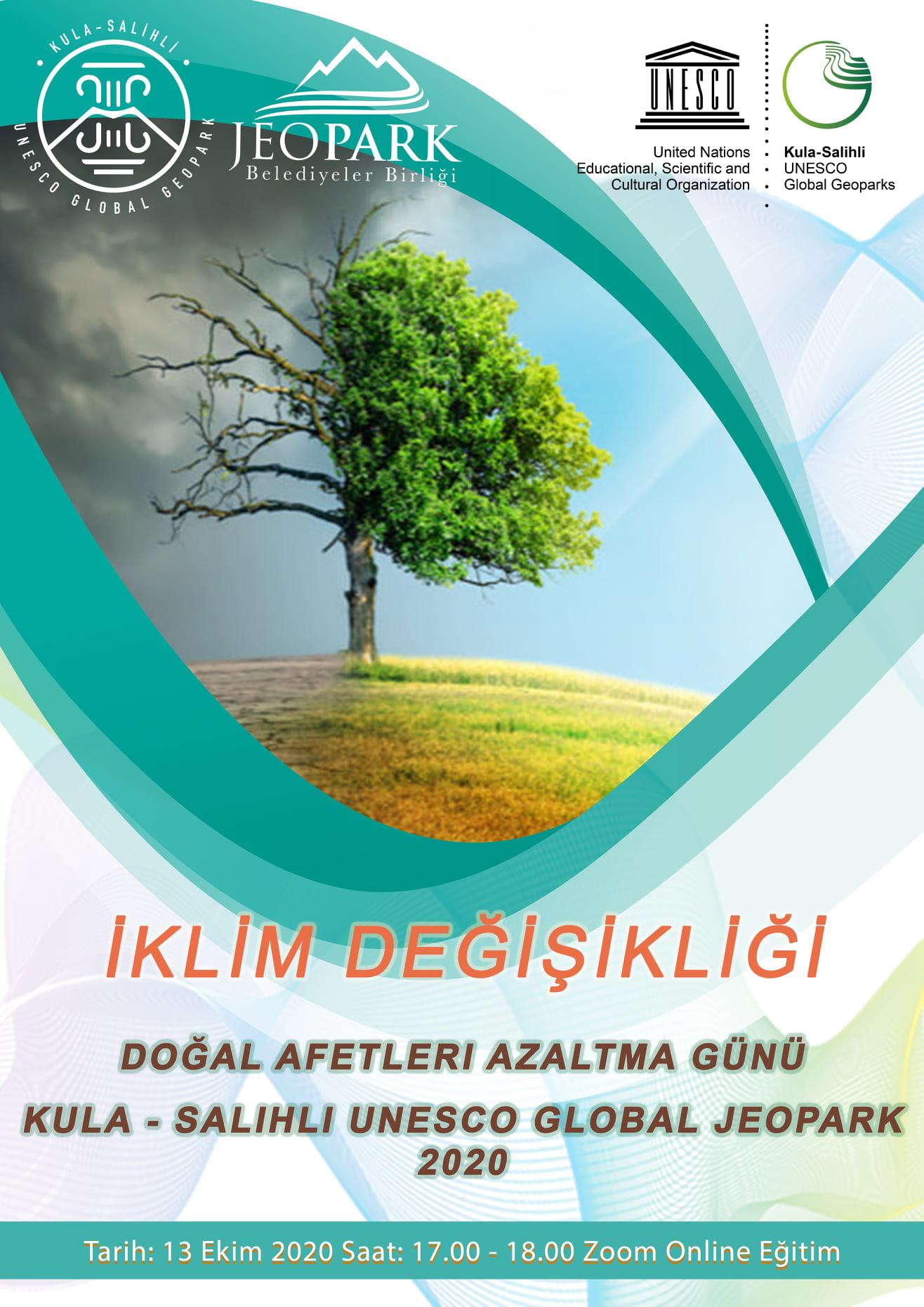 13 Ekim Uluslararası Doğal Afetlerin Azaltılması Günü Etkinliği